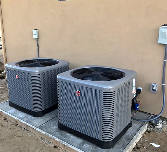air conditioning replacement nampa id