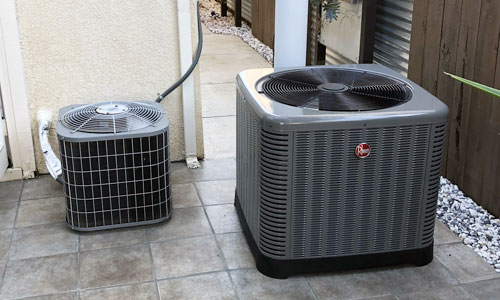 Heating & Air Conditioning in Bowmont, ID